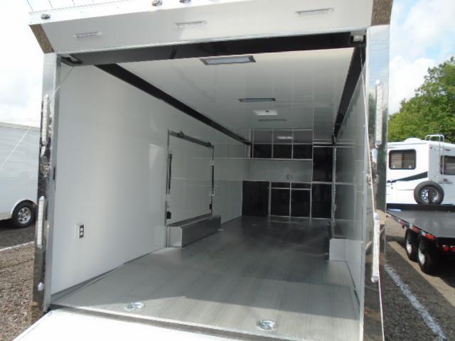 2019 Aluminum Trailer Company QSTAB8528+0-2T6.0K Enclosed Cargo Trailer