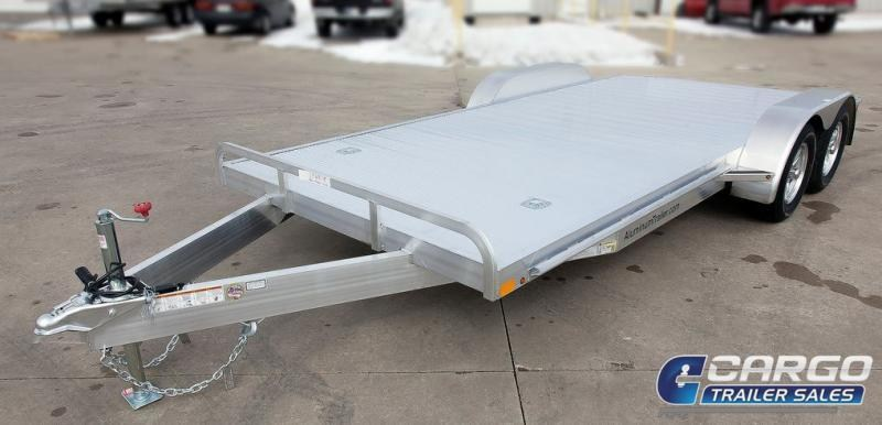 2019 Aluminum Trailer Company OCHAB8520+0-2T5.2K Flatbed Trailer