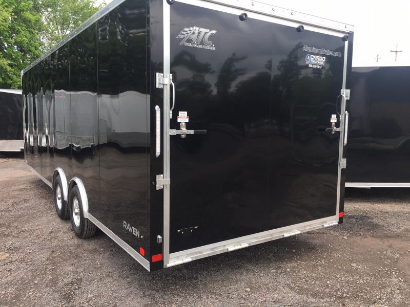 2020 Aluminum Trailer Company RAVAB8524 Car / Racing Trailer