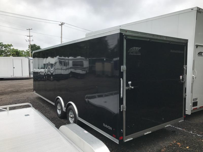 2018 Aluminum Trailer Company RAVAB8524 Enclosed Cargo Trailer