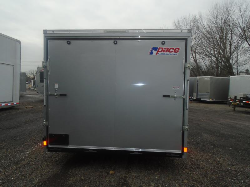 2019 Pace American JV85X16 Enclosed Cargo Trailer