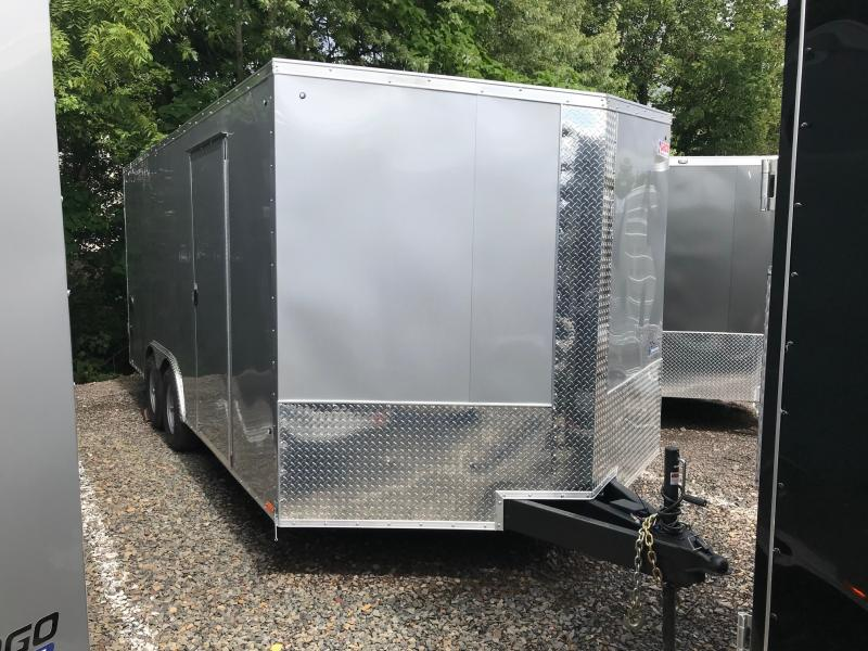 2019 Pace American JV 8518 Enclosed Cargo Trailer