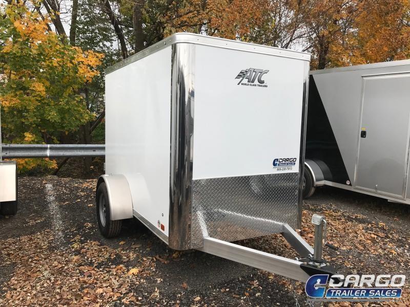 2018 Aluminum Trailer Company RAVAB508 Enclosed Cargo Trailer