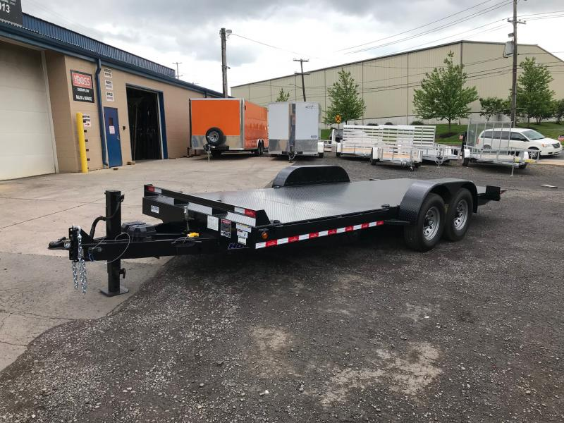 2019 Hawke Trailers EQ 20 15K Tilt Equipment Trailer in Ashburn, VA