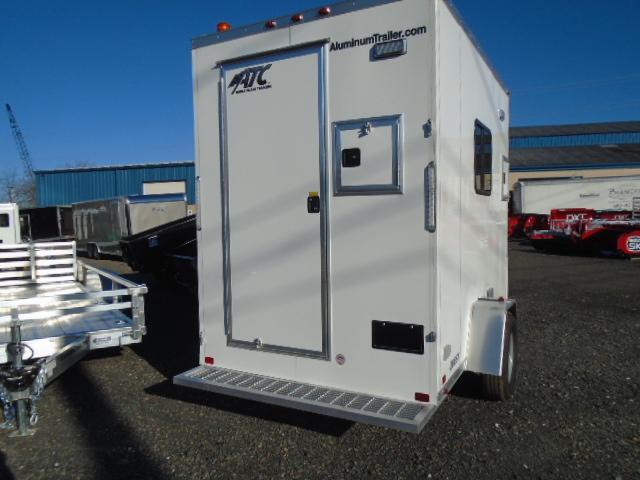 2016 Aluminum Trailer Company QSTAB6010+0-1T3.5K Other Trailer