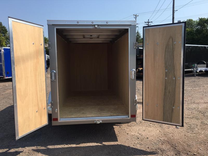 2020 Aluminum Trailer Company RAVAB5010 Enclosed Cargo Trailer