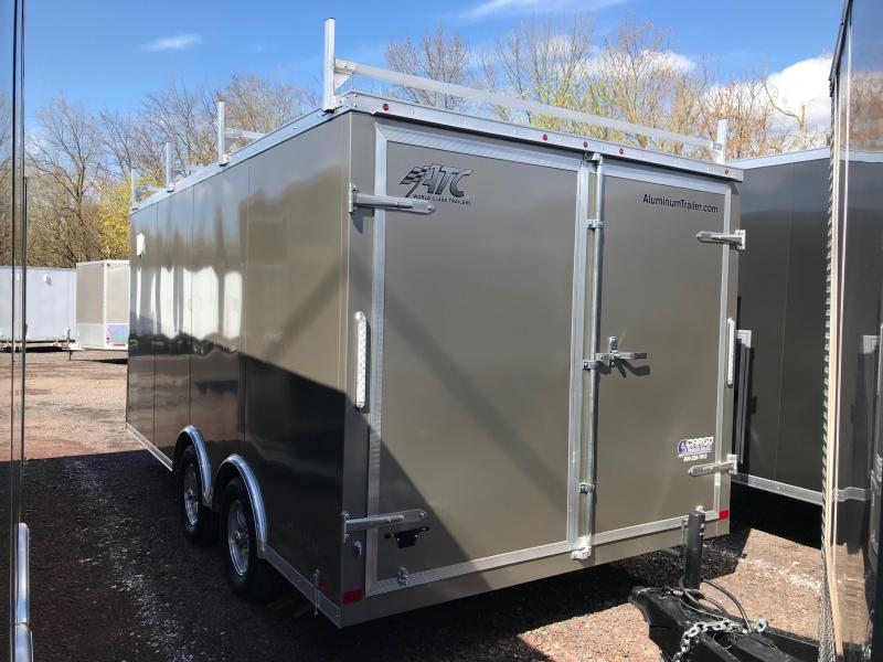 2018 Aluminum Trailer Company RAVSB8516+0-2S3.5K Enclosed Cargo Trailer