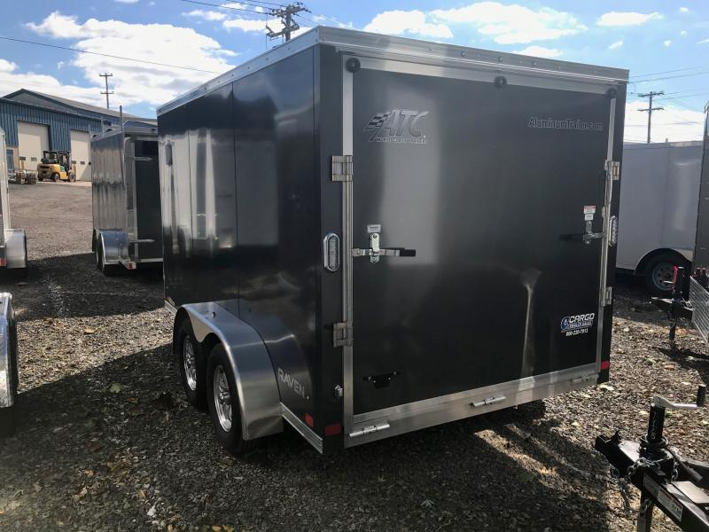 2018 Aluminum Trailer Company RAVAB7012 Enclosed Cargo Trailer