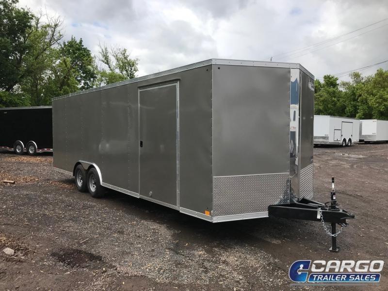 2019 Cross Trailers 824TA Car / Racing Trailer