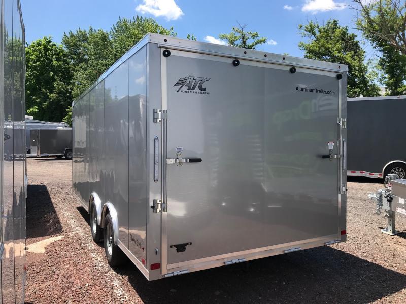 2019 Aluminum Trailer Company RAVAB8518 Enclosed Cargo Trailer