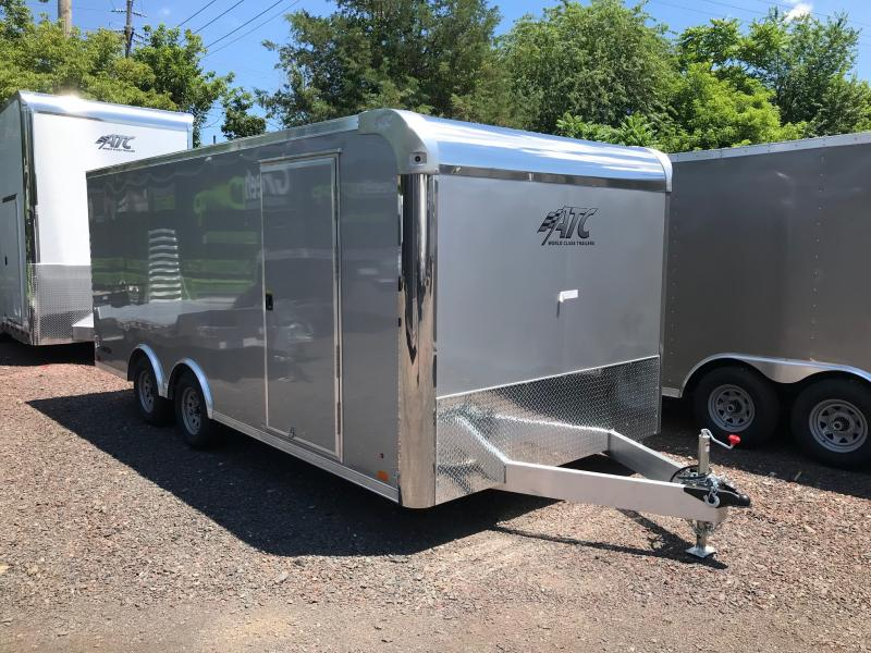 2019 Aluminum Trailer Company RAVAB8518 Enclosed Cargo Trailer
