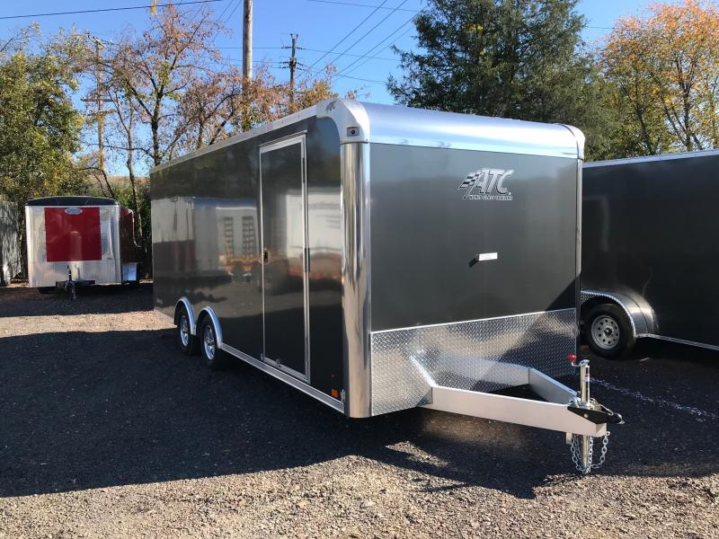 2019 Aluminum Trailer Company RAVAB8520+0-2S3.5K Enclosed Cargo Trailer