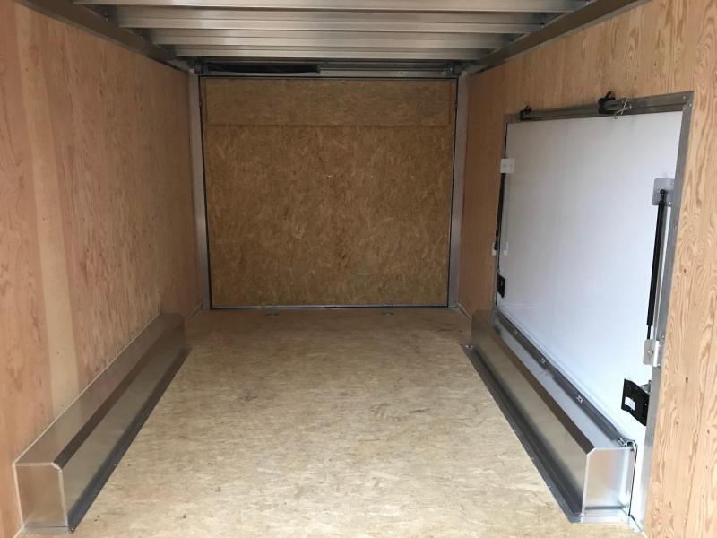 2019 Aluminum Trailer Company RAVAB8520+0-2S3.5K Enclosed Cargo Trailer