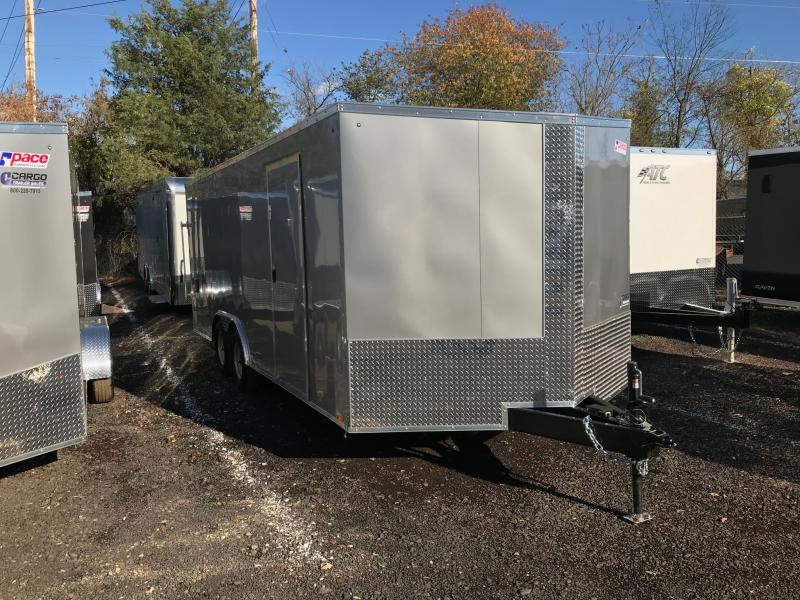 2018 Pace American JV 85X20 TE3 SE Enclosed Cargo Trailer