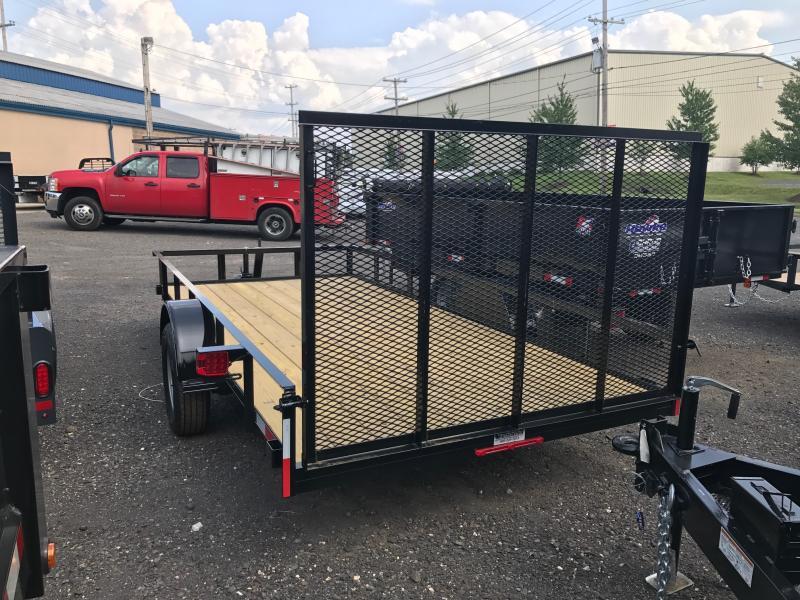 2018 Reiser Trailers L77X14SA Utility Trailer