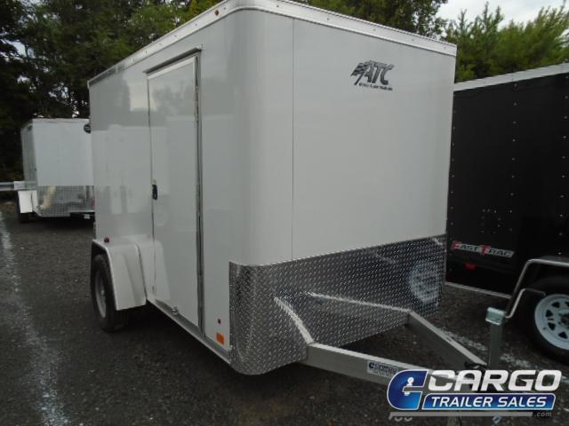 2019 Aluminum Trailer Company RAVAB6010 Enclosed Cargo Trailer