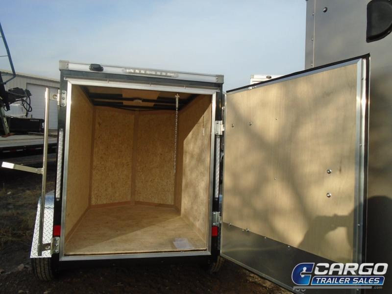 2019 Pace American JV4X6 Enclosed Cargo Trailer