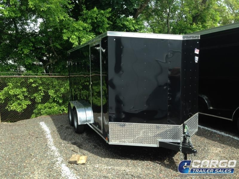 2018 Pace American OB 714 Enclosed Cargo Trailer