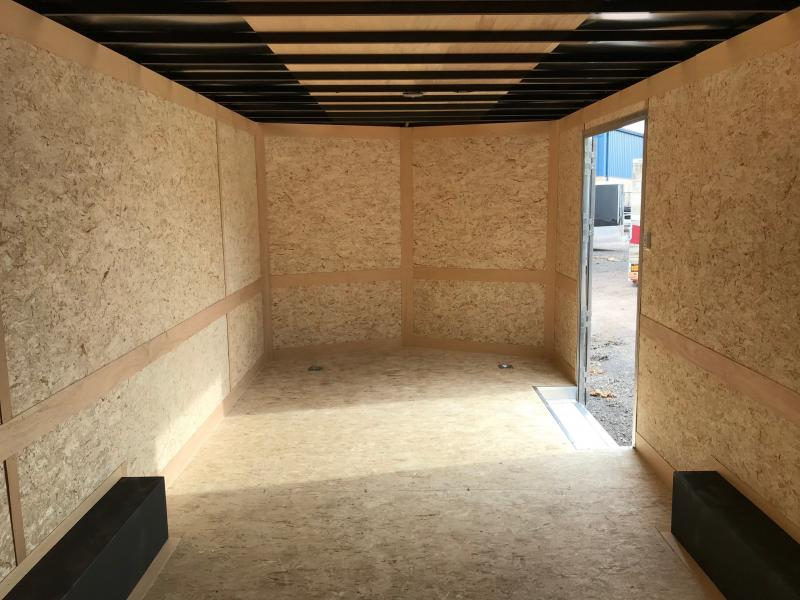 2019 Cross Trailers 820TA Enclosed Cargo Trailer
