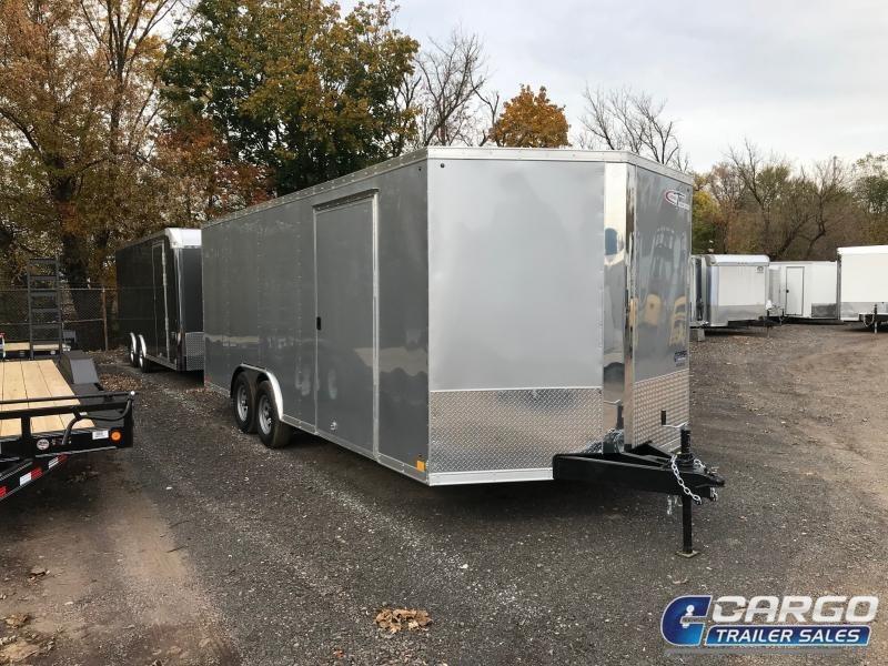 2018 Cross Trailers 820TA Enclosed Cargo Trailer