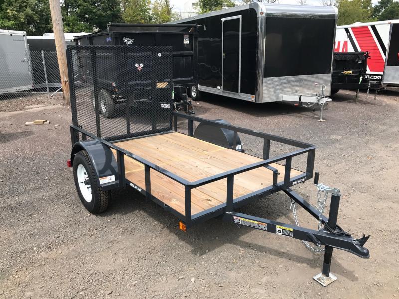 2019 Belmont Machine UT508 Utility Trailer