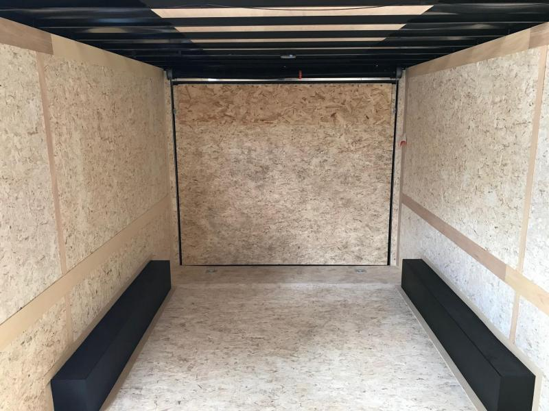 2018 Cross Trailers 816TA Enclosed Cargo Trailer