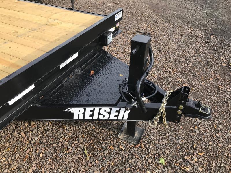2019 Reiser Trailers ET1812K Flatbed Trailer