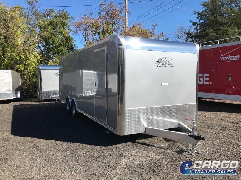 2018 Aluminum Trailer Company RAVAB8524+0-2S5.2K Enclosed Cargo Trailer