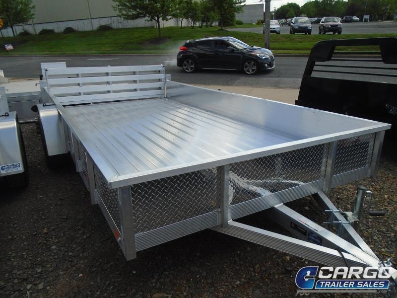 2019 Sport Haven AUT714DS-f Utility Trailer