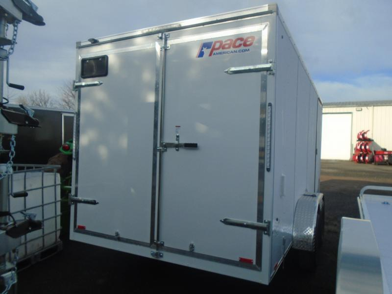 2019 Pace American OB 7x16 Enclosed Cargo Trailer