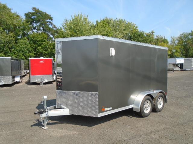 2018 Aluminum Trailer Company RAVAB7012 Enclosed Cargo Trailer