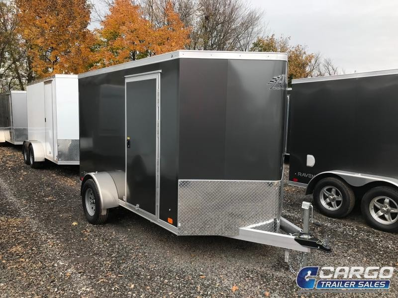 2018 Aluminum Trailer Company RAVAB6010 Enclosed Cargo Trailer