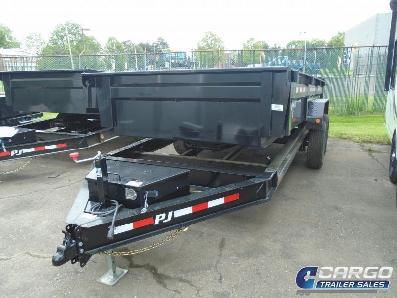 2020 PJ Trailers DL 162 Dump