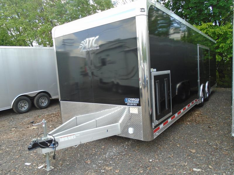 2019 Aluminum Trailer Company QSTAB8528+0 Car / Racing Trailer