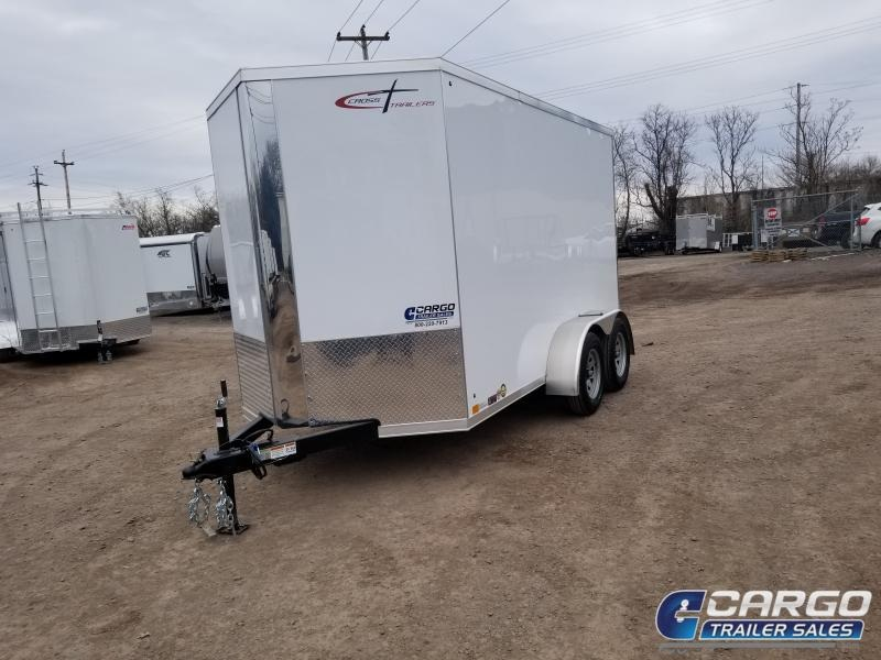 2020 Cross Trailers 612TA Enclosed Cargo Trailer