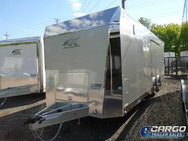 2019 Aluminum Trailer Company QUEST X Car / Racing Trailer
