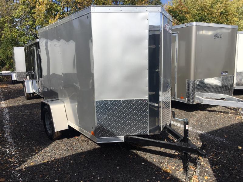 2017 Cross Trailers 58xSA Alpha Enclosed Cargo Trailer