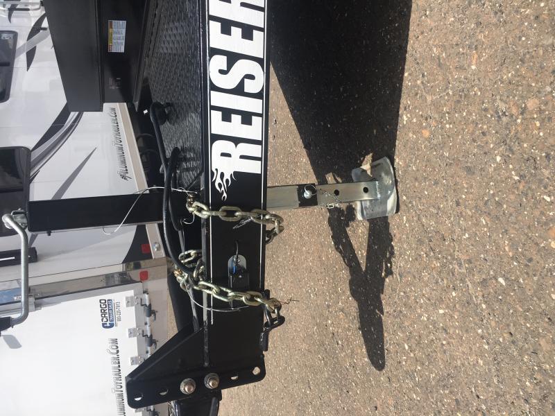 2019 Reiser Trailers ETX1610 Equipment Trailer