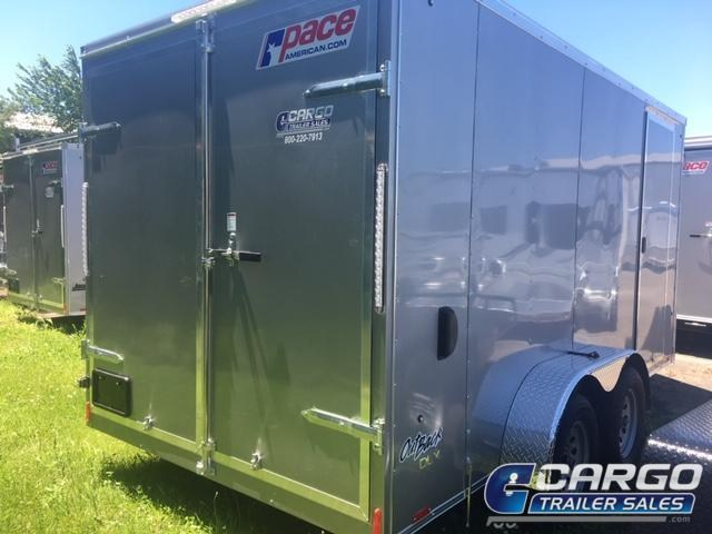 2020 Pace American OB 7x14 Other Trailer