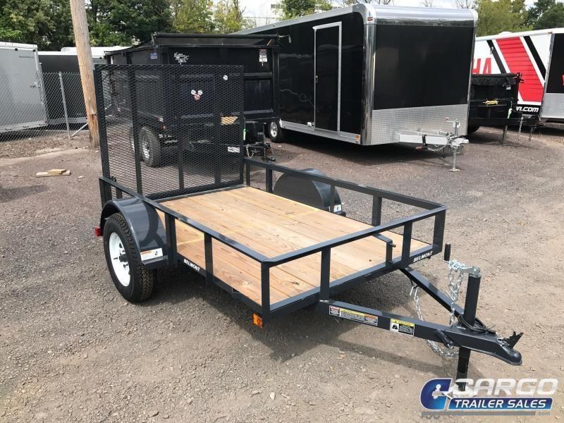 2018 Belmont Machine UT508 Utility Trailer
