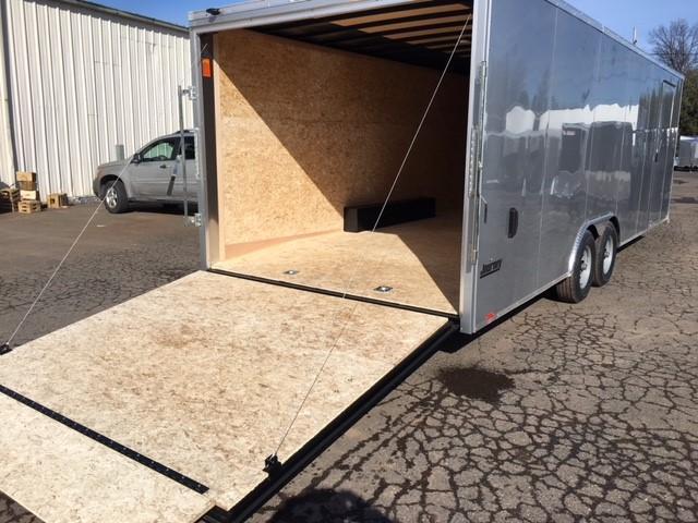 2018 Pace American JV 8524 TE3 Enclosed Cargo Trailer