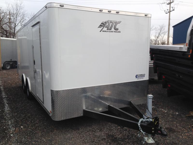 2018 Aluminum Trailer Company QSTSB8520 Enclosed Cargo Trailer