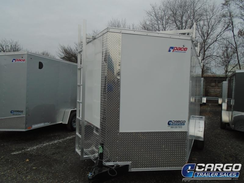 2019 Pace American JV7x16TE2 Enclosed Cargo Trailer
