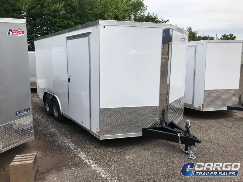 2020 Cross Trailers 816TA-ALPHA Enclosed Cargo Trailer