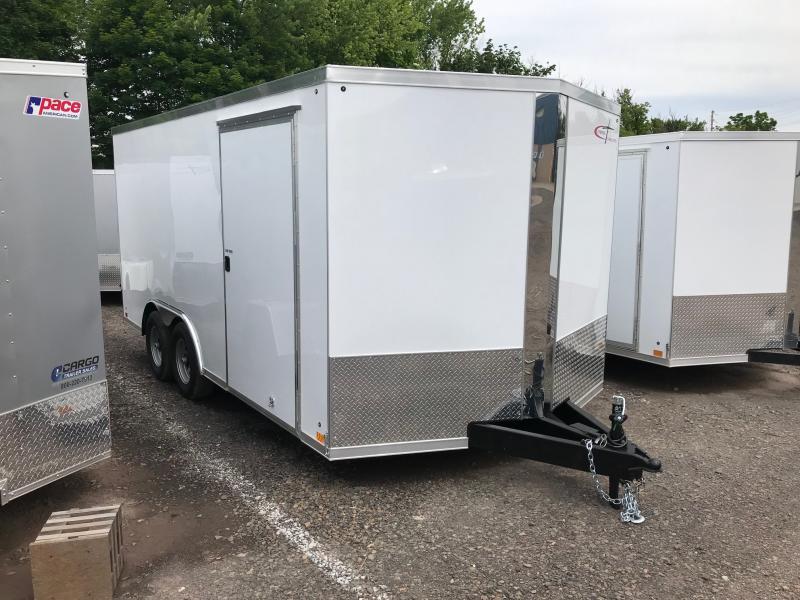 2020 Cross Trailers 816TA-ALPHA Enclosed Cargo Trailer
