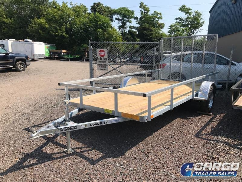 2018 LoadRite UT6514 Utility Trailer