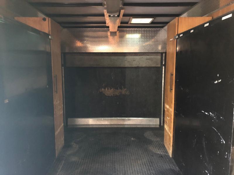 2009 Carmate  Enclosed Cargo Trailer