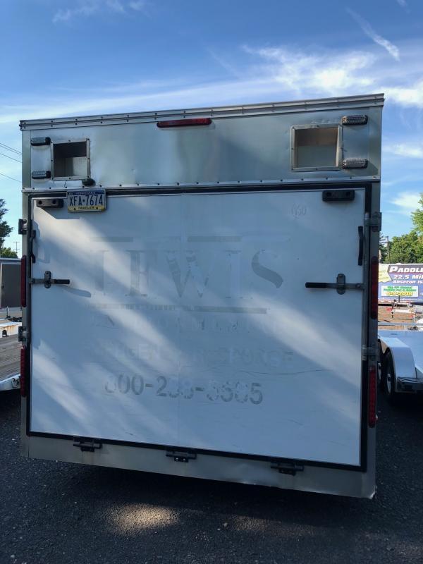 2018 Carmate  Enclosed Cargo Trailer
