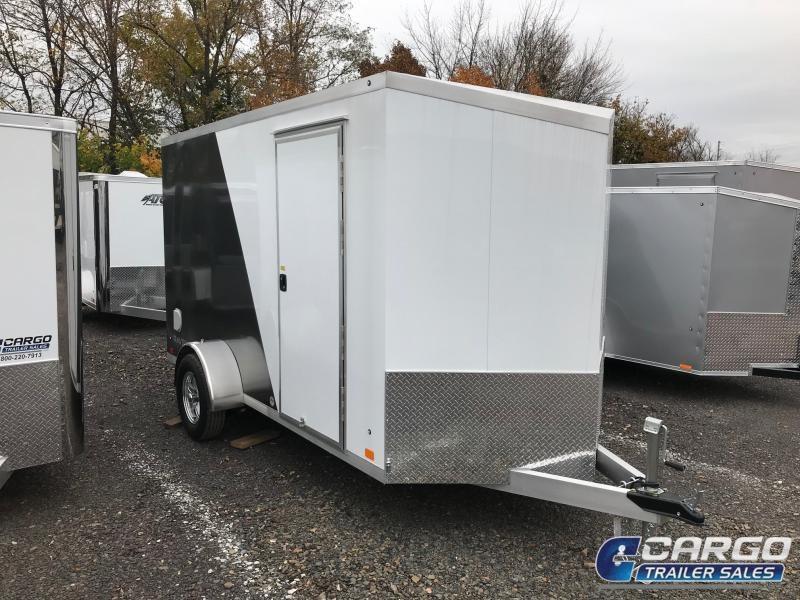 2019 Aluminum Trailer Company RAVAB6012 Enclosed Cargo Trailer