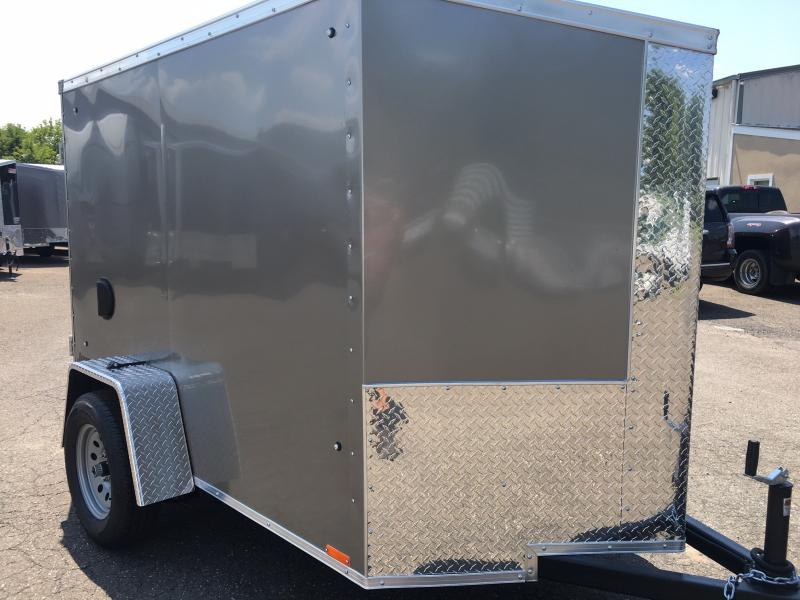 2020 Pace American JV 5x8 Enclosed Cargo Trailer